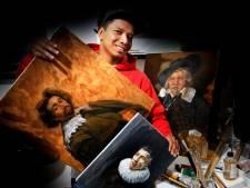 Ruben staat in de finale van Project Rembrandt... en Leerdam houdt de adem in