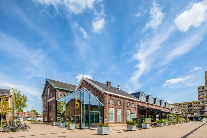 The Fifth NRE is genomineerd voor de Dirk Roosenburgprijs 2021 in Eindhoven.
