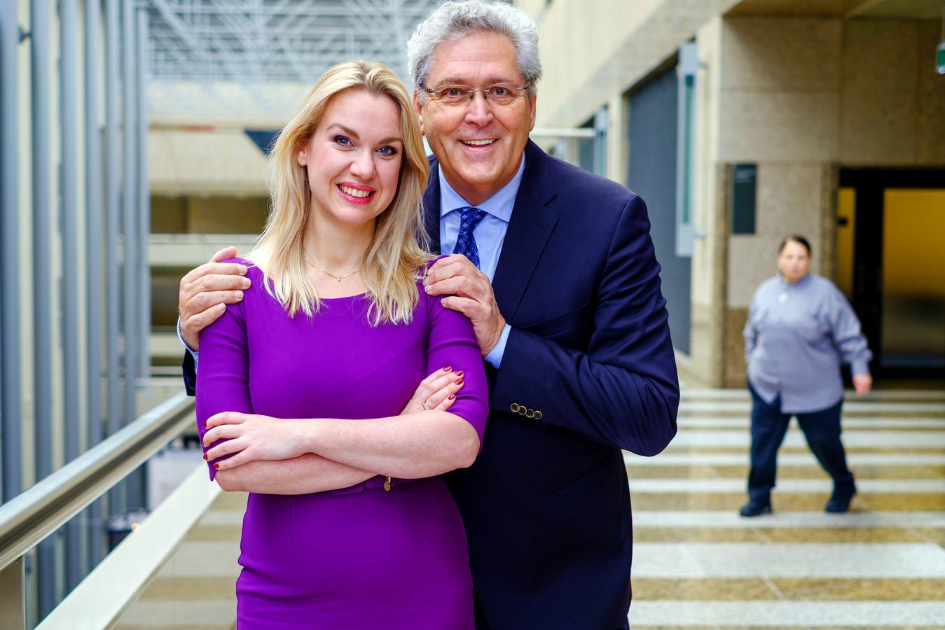 Eind december is Femke Merel van Kooten - in het geheim - lid geworden van 50Plus. De partij heeft haar hart gestolen, zo maakt ze vandaag wereldkundig.