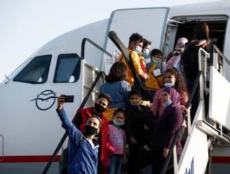 Elf jongeren uit Griekse vluchtelingenkampen in België aangekomen