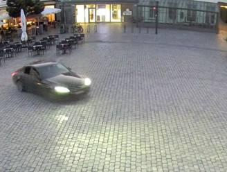 Opschudding op terrasjes in Turnhout: bestuurder scheurt met gierende banden op marktplein