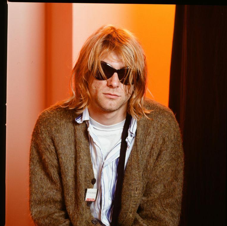 Kurt Cobain. Beeld Getty
