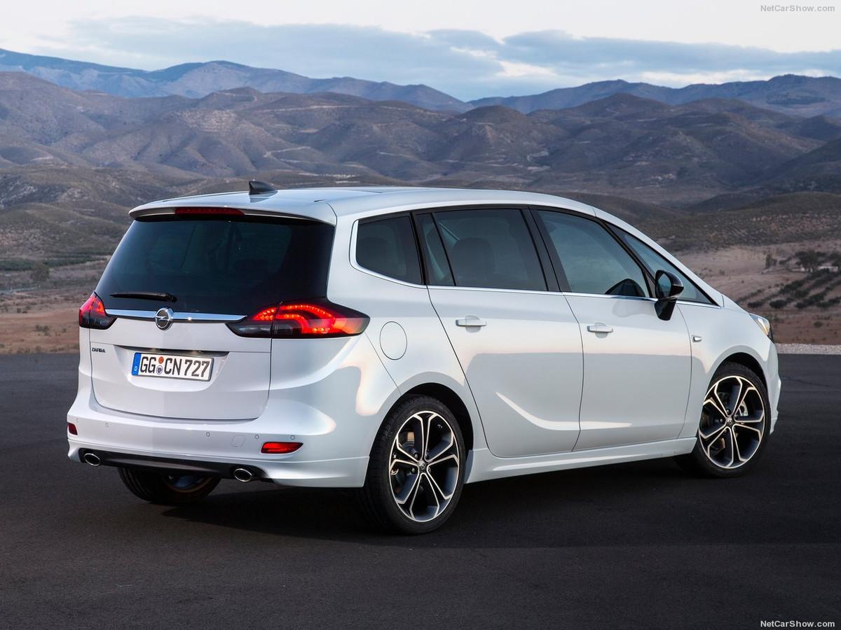 De Opel Zafira is het vaakst betrokken bij een ongeval, zo blijkt uit een analyse van Britse cijfers