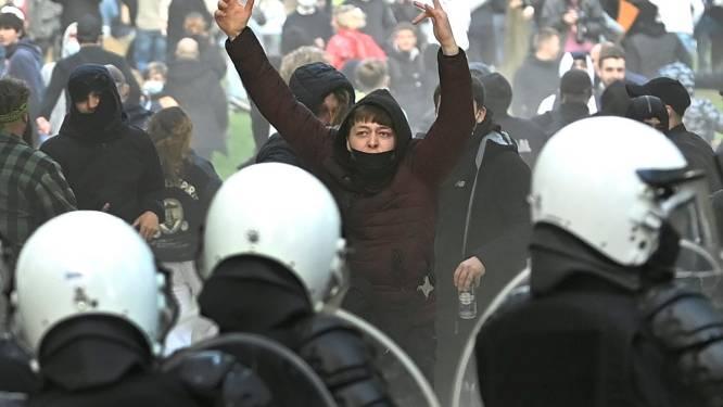 """Organisator La Boum 2: """"Geweld is begonnen toen politie is tussengekomen"""""""