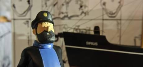 Le Capitaine Haddock est octogénaire