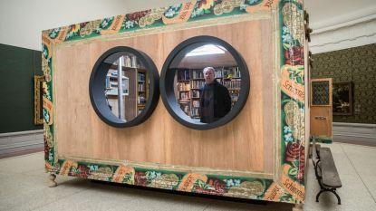 Kunstenaar schenkt levenswerk aan MSK