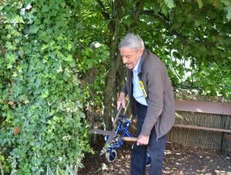 """René viert honderdste verjaardag thuis in Daknam: """"Haal zelf nog graag de snoeischaar boven"""""""
