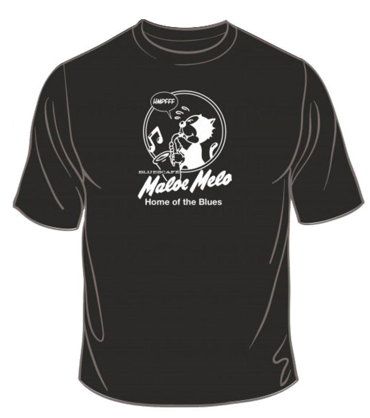 Het Maloe-T-shirt. Beeld