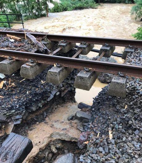 Le rail reste perturbé dans l'ensemble des provinces wallonnes