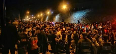 Recordaantal van 5000 migranten maakt oversteek van Marokko naar Spaanse enclave