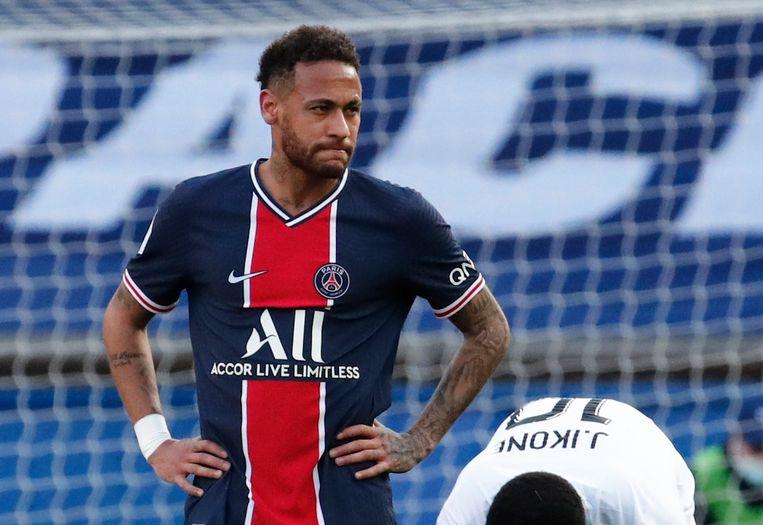 Neymar. Beeld REUTERS