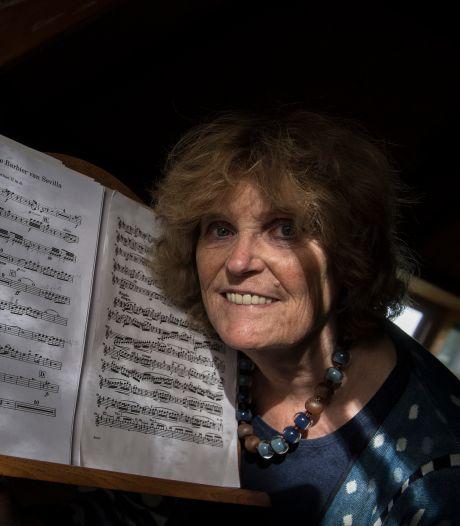 Marlies is penningmeester bij Muziek in Buren: 'Ik vind het waardevol dat de concerten er zijn en blijven'