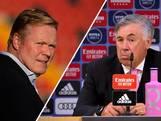 Real-trainer Ancelotti na ontslag Koeman: 'Hij heeft er alles aan gedaan'