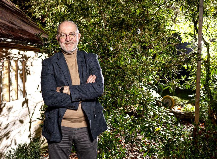 vaccinoloog Pierre Van Damme (UAntwerpen). Beeld Photo News