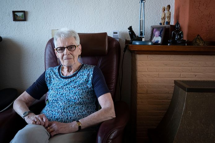 Maps Visser is een van de cliënten die sinds vier weken geen wijkverpleegkundige meer thuis krijgt.
