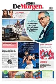 DeMorgen krant van za 16 feb 2019