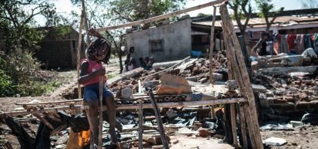 VS stuurt hulptroepen naar Mozambique na verwoestende cycloon