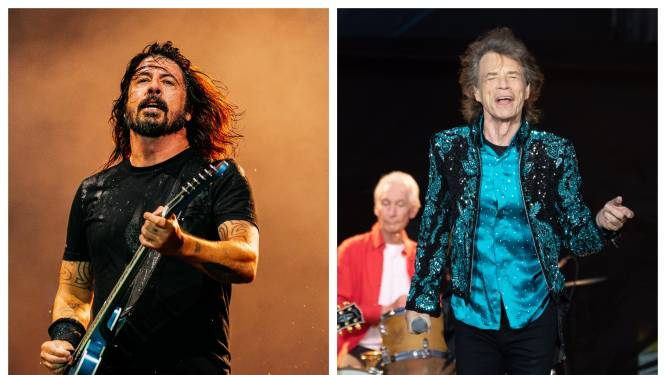 Mick Jagger en Dave Grohl verrassen fans met nummer over de lockdown