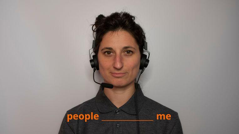 TM speelt noodgedwongen online en onderzoekt het ontstaan van dubieuze onlinebewegingen. Beeld Guinness Frateur