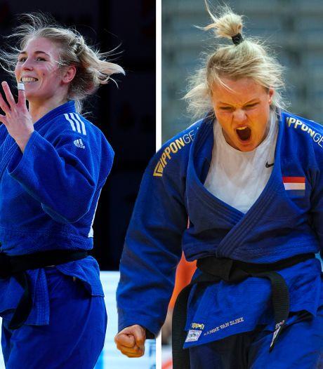Strijd om olympisch ticket: ook derde bezwaar judoka Polling afgewezen