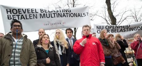 Brussel pakt brievenbusfirma's op Zuidas aan