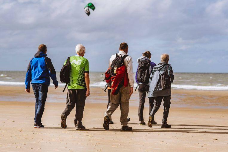 AG Belgian Coast Walk