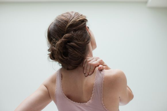 Jezelf masseren ontspant heel je zenuwstelsel.