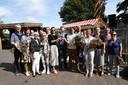 De genomineerden voor de BN DeStem TuinAwards kwamen zondag samen tijdens het Groene Tuine Festival in Breda, waar de prijswinnaars bekendgemaakt werden.