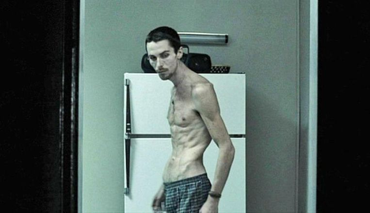 Christian Bale in 'The Machinist' Beeld Paramount Classics