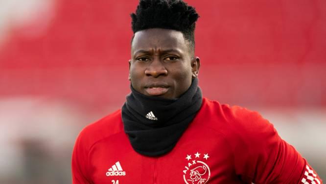 Opnieuw dreun voor Ajax: Onana voor jaar geschorst na dopingovertreding