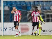 Valse start, pech en ook niet geleverd: Luckassen zag de bui al hangen en kiest voor Hertha
