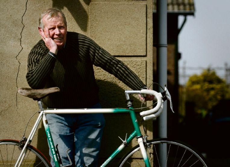 Den Hartog; 'Winnen in Milaan-Sanremo maakt je wielerseizoen in één klap geslaagd.' ( FOTO KOEN VERHEIJDEN) Beeld