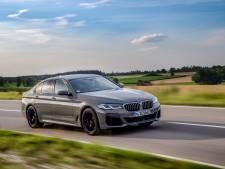 'Sportief' met een stekker: zo rijdt de nieuwe BMW 545e