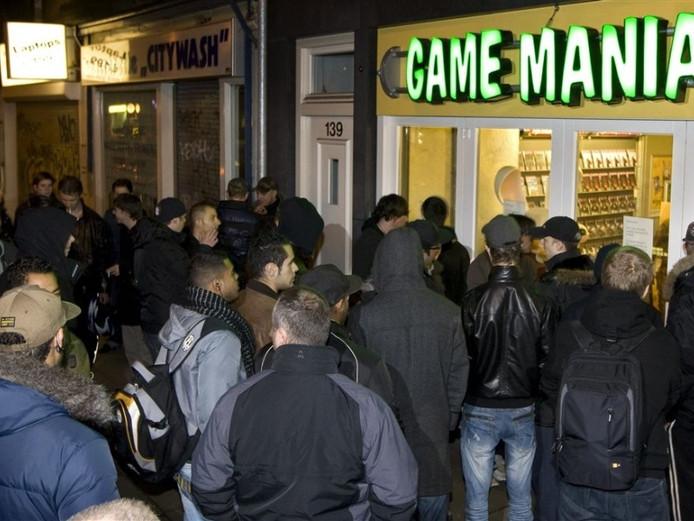 Donderdagnacht wordt drukte verwacht bij Game Mania in Almelo