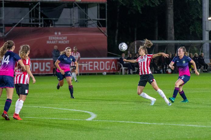 PSV - ADO Den Haag 1-1.