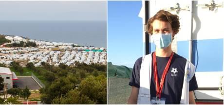 Vluchtelingen in kamp Moria laten Hengelose arts Job niet los: 'Je ziet de wanhoop in hun ogen'