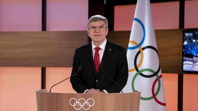 Thomas Bach blijft tot 2025 de baas van het Internationaal Olympisch Comité