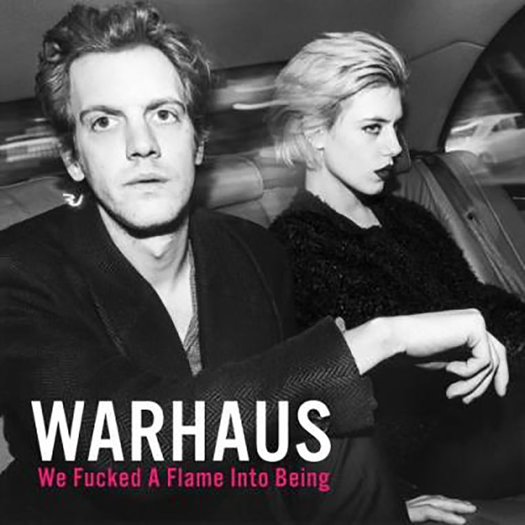 Warhaus - We fucked a flame into being Beeld RV