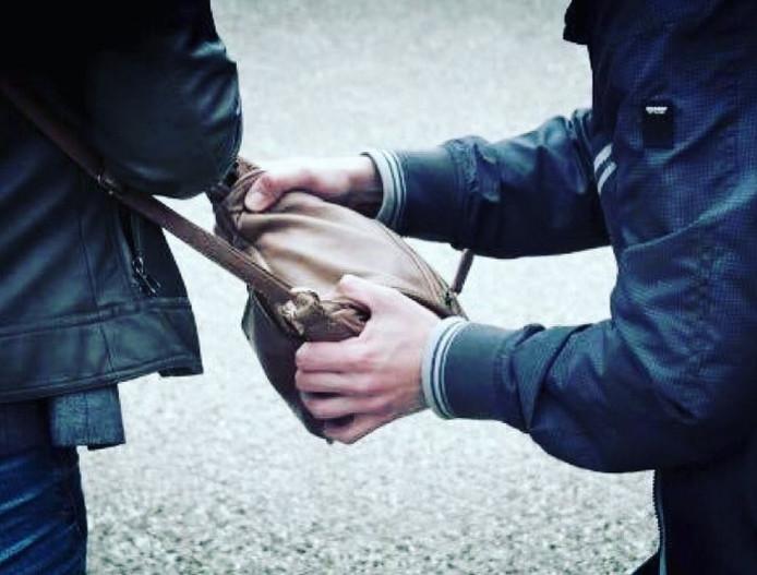 straatroof politie dordrecht