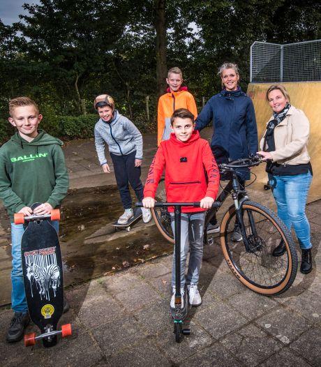 Krijgt Overdinkel een 'Pumptrackbaan'? 'Jeugd kan crossen met álles dat wielen heeft!'