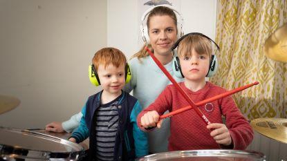 """Eerste winnaar 'Dat Belooft voor Later' verkiest drumstel boven VS-reis. """"Ook een fantastisch cadeau!"""""""
