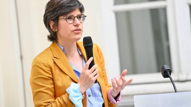 """Tinne Van der Straeten: """"Ik ga niet mee in politieke strijd rond gascentrale Vilvoorde"""""""