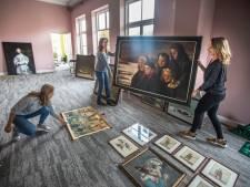 Villa Ockenburgh schittert weer als vanouds op het landgoed