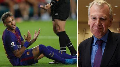 Wordt opstapclausule van 222 miljoen in contract Neymar ongeldig verklaard?