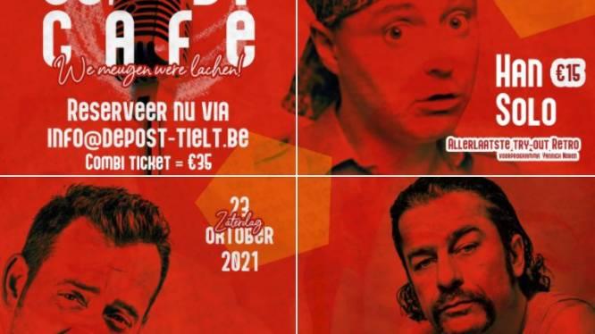 Comedy Café in De Post