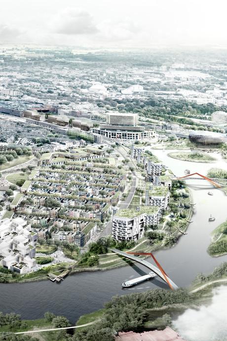 'Nieuw Breda' verrijst op Havenkwartier: stadswijk met meer dan 1.000 woningen