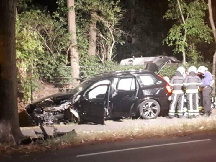 Lichtgewonde bij verkeersongeval in Gilze: auto raakt van weg