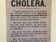 Hoe cholera in 1866 woedde in Utrecht: 1725 doden en achteraf een fooi voor de dokters