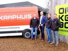 Sloopbedrijf uit Reutum opent vestiging voor opslag en handel in grondstoffen