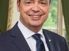 Noord-Hollands gedeputeerde Jack van der Hoek wordt de nieuwe burgemeester van Schouwen-Duiveland